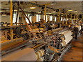 SJ8382 : Weaving Shed, Quarry Bank Mill by David Dixon