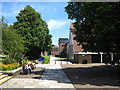 SU8605 : University of Chichester, Bishop Otter Campus by Chris Holifield
