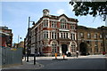 TQ3379 : Borough:  London Leather, Hide and Wool Exchange, Weston Street by Dr Neil Clifton