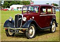 SJ7077 : Vintage Car at the Cheshire Show by Jeff Buck