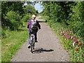 SK8271 : Cycle route near South Clifton by Oliver Dixon