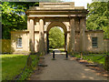 SD8203 : Grand Lodge Gatehouse, Heaton park by David Dixon