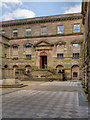 SJ9682 : The Courtyard, Lyme Hall by David Dixon