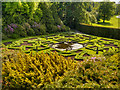 SJ9682 : The Dutch Garden, Lyme Hall by David Dixon
