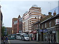 TQ1096 : Clarendon Road and Palace Theatre, Watford by Malc McDonald