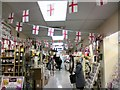 SJ9494 : Flags out for England by Gerald England