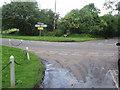 SU7990 : Crossroads at Moor End Common by Bikeboy