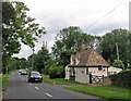 TL4765 : Landbeach: pantiled cottage by John Sutton