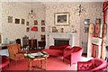 NM4099 : Kinloch Castle - Sitting Room by Ashley Dace