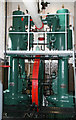 SJ4077 : National Waterways Museum, Ellesmere Port - steam pumping engine by Chris Allen
