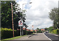 SK7181 : Entering Retford on A620 by John Firth