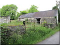 J0514 : Disused farmstead on the Kilnasaggart Road by Eric Jones