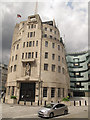 TQ2881 : Broadcasting House by Stephen Craven