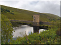 SD9901 : Cowbury Reservoir by David Dixon