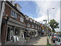 TQ4066 : Shops in Hayes Street by Basher Eyre