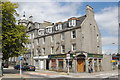 NJ9406 : The Saltoun Arms, Frederick Street, Aberdeen by Bill Harrison