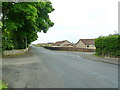 NT9951 : Cemetery Lane, Tweedmouth by Alexander P Kapp