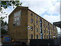 TQ4080 : Warehouse W, Royal Victoria Dock by PAUL FARMER