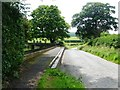 TA1371 : Raised pavement, Church Hill, Grindale by Christine Johnstone
