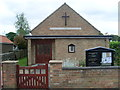 TA2438 : Aldbrough Methodist Church by David Hillas