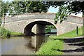 SJ4272 : Picton Lane Bridge (Bridge 136) Shropshire Union Canal by Jeff Buck