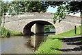 SJ4272 : Picton Lane Bridge (Bridge 136) Shropshire Union Canal by Jeff Buck