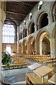 SK7053 : Interior of Southwell Minster by Julian P Guffogg
