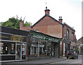 SK2960 : Shops on Dale Road, Matlock by Pauline Eccles