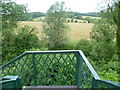TQ5038 : View from the footbridge at Ashurst station by Ian Yarham