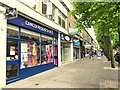 SX4754 : Cancer Research UK Shop Cornwall Street Plymouth by Roy Hughes