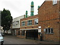 TL0449 : Bedford Central Jamee Masjid by M J Richardson