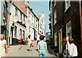 NZ9504 : Ye Dolphin Hotel, King Street, Robin Hood's Bay, North Yorkshire by Chris Morgan