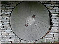 SP1521 : Millstone at Slaughter Farm (8) by Nigel Mykura