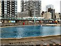 TQ3004 : Kings Road Paddling Pool by Paul Gillett