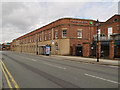 SJ8397 : Liverpool Road Station Building by David Dixon