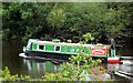 "SE4426 : Narrowboat ""Chouette"" heads downstream. by derek dye"