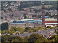 SD6921 : India Mill, Darwen by David Dixon
