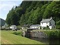 NR8390 : Crinan Canal - Lock No 6 by John M