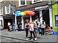 TQ2981 : London 2012 Pride day (f) by Basher Eyre