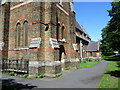 TQ3167 : Holy Saviour Parish Church, Croydon by Ian Yarham
