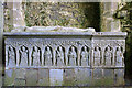 S2957 : Kilcooley Abbey - tomb of Pierce Butler (6) by Mike Searle