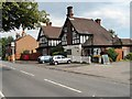 TQ5786 : The Thatched House Public House, Upminster by Phil Gaskin