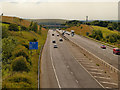 SD6624 : M65 Towards Preston by David Dixon