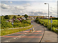 SD6624 : Traffic Calming, Tockholes Road by David Dixon