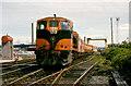 D4102 : Weed-spraying train, Larne Harbour (3) by Albert Bridge