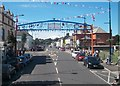 J3014 : The Kilkeel Orange Arch by Eric Jones