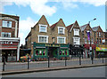 TQ3072 : Streatham:  The 'Five Bells' by Dr Neil Clifton