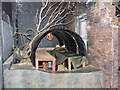 TQ4400 : Anderson Shelter in Newhaven Fort by PAUL FARMER