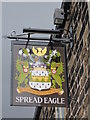 SE4117 : The Spread Eagle, Wragby by Ian S