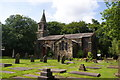 SD7410 : Christ's Church, Harwood by Bill Boaden